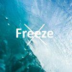 Freeze auflösen